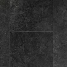 B Q Harmonia Black Slate Tile Effect, Harmonia Black Slate Effect Laminate Flooring 2 05m2 Pack