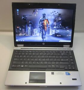 HP EliteBook 8440p Intel LAN 64 Bit