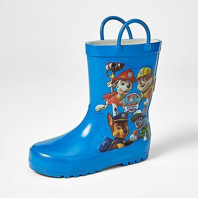 NEW Paw Patrol Junior Rainboots Kids