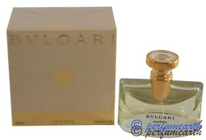 Bvlgari Pour Femme Eau De Parfum for Women 3.4  3.3OZ 100 ML Spray ... d999fc88e3b