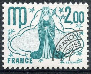 TIMBRE-FRANCE-NEUF-PREOBLITERE-N-153-SIGNE-DU-ZODIAQUE-VIERGE