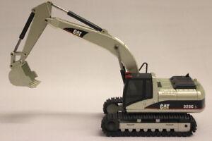 NZG-caterpillar-325c-l-tiefloffelbagger-1-50-n-515-oro-plata-rojo