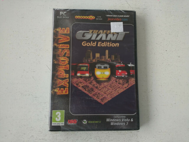 Traffic Giant - Gold Edition PC FR
