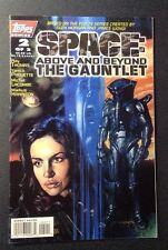 Space Above And Beyond The Gauntlet Issue 1 Tops Comics