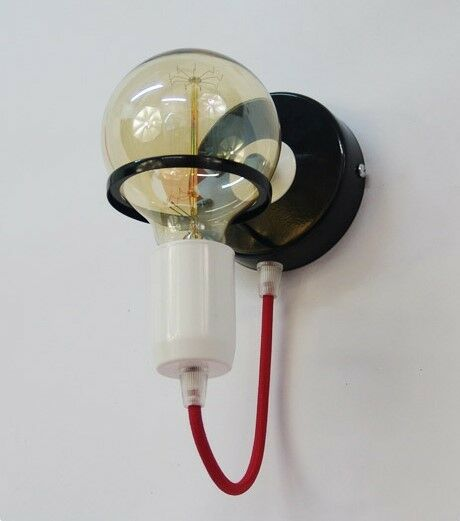 702-K1 Wandlampe Wandleuchte NEU Design Lampe 2 Farben Modern Art-Deco Leuchte