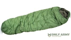 Dutch-Army-Lightweight-amp-Warm-3-Season-Sleeping-Bag-Ripstop-Compact-Mummy-Bag