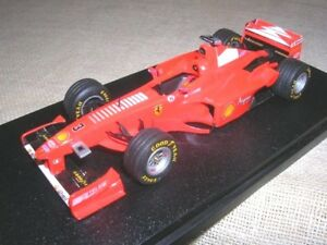 FERRARI-F300-F1-FRANCE-GP-1998-WINNER-SCHUMACHER-BBR-1-43-TRUE