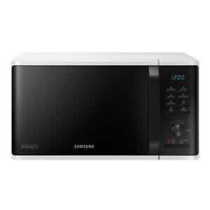 Samsung Forno Microonde Mg23k3515aw con Grill Capacità 23 litri ...