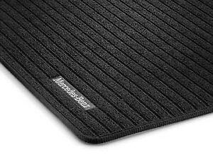 Details About New Genuine Mercedes Benz 906 Sprinter Ribbed Carpet Floor Mat Set Rhd