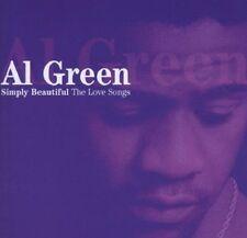 AL GREEN~SIMPLY BEAUTIFUL THE LOVE SONGS CD NEW
