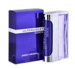 Ultraviolet Man by Paco Rabanne 100mL EDT Spray Authentic Perfume for Men