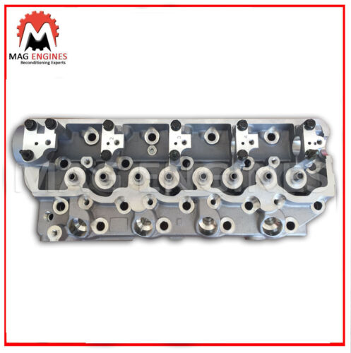 BARE CYLINDER HEAD WITH GASKET KIT MITSUBISHI 4D56T 8V FOR SHOGUN PAJERO L200