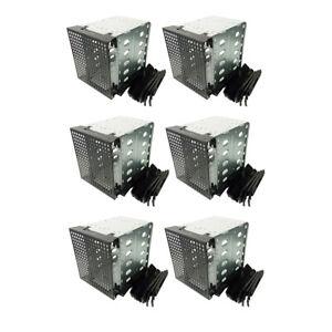 6x-Festplattenkaefig-5-x-3-5-Zoll-SATA-HDD-Festplatten-Gehaeuse