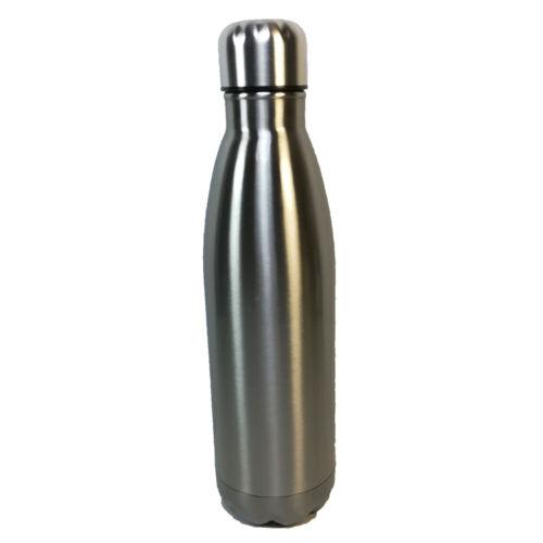 Borraccia Termica Eco Bottiglia 500 750 Ml Colorata Caldo Freddo Acciaio 3278