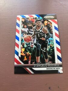 D-Angelo-Russell-Cleo-Card-2018-19-Panini-Prizm-Basketball