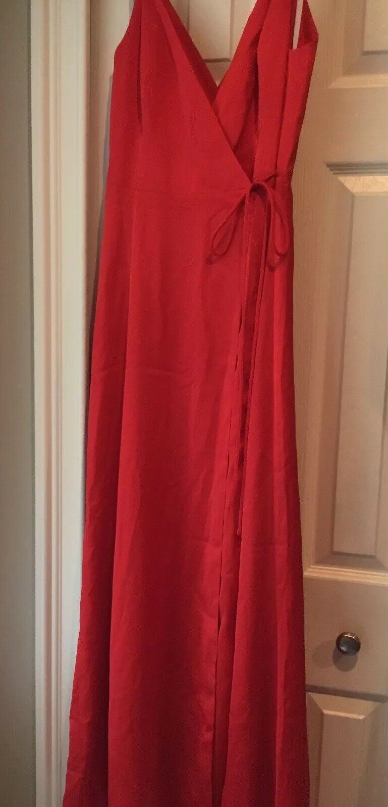 Free People + Fame And Partners The Bond Dress Dress Dress Size 10 NEW MSRP   229 Women Red cd2b0b
