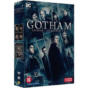 COFFRET-DVD-SERIE-POLICIER-NEUF-GOTHAM-SAISONS-1-amp-2-INTEGRALE-SOUS-BLISTER
