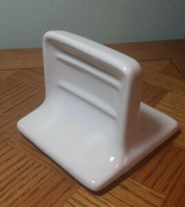 Vintage-Wall-Mount-Tumbler-Soap-Holder-Cream-Color-Made-in-USA