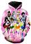 MenWomen-3D-Print-Anime-Sailor-Moon-Casual-Hoodie-Sweatshirt-Jacket-Pullover-Top miniature 22