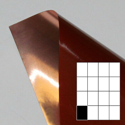 "Pyralux Kapton Flexible Printed Circuit Board Material 12"" x 4.5"" rolled"