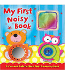 Baby's First Noisy Book by Bonnier Books Ltd (Board book, 2012)