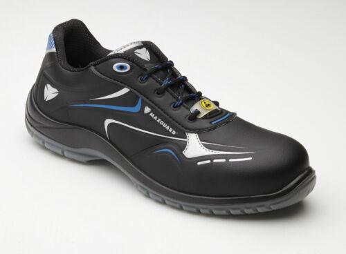 MAXGUARD s3 ESD Chaussures de sécurité c370 Etanche Travail Chaussures très facilement