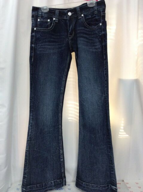 Rock   Roll Womens Trouser Jeans 29 x 34 Style  W8-3403  76824fa11dcc