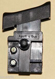 Saegen-Ersatz-Druecker-Form-6-Entsperrknopf-6-6-A-250-Va-Typ-SR-161-Restp-245