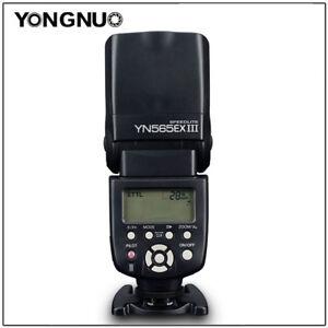 Yongnuo-TTL-YN565EXIII-wireless-Flash-Speedlite-for-Canon-7DII-5DIV-6DII-70D-77D