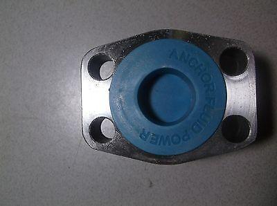 Anchor Flange W46-16-16U Hydraulic Flange Kit   NEW IN BOX
