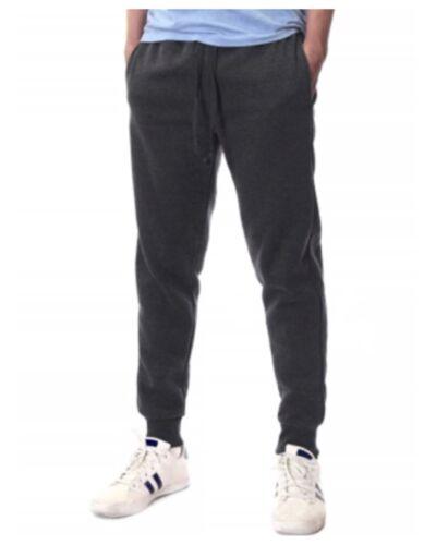 Men Jogger Slim Sports Active Gym Fleece Workout Track Causal Hip Hop Sweatpants