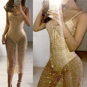 Women-039-s-Bandage-Bodycon-Sleeveless-Evening-Party-Cocktail-Club-Short-Mini-Dress