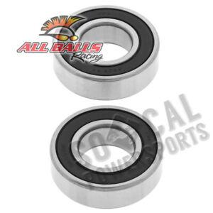 25-1691 All Balls Wheel Bearing Kit Front Abs Harley CVO Road Glide Ultra 15-16