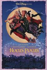 Hocus Pocus Movie POSTER 27 x 40 Bette Midler, Sarah Jessica Parker, A, LICENSED