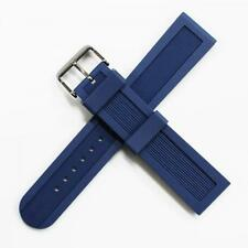 Swiss Army Victorinox 004148 Brand New Blue Dive Master Rubber 241425 Watch Band