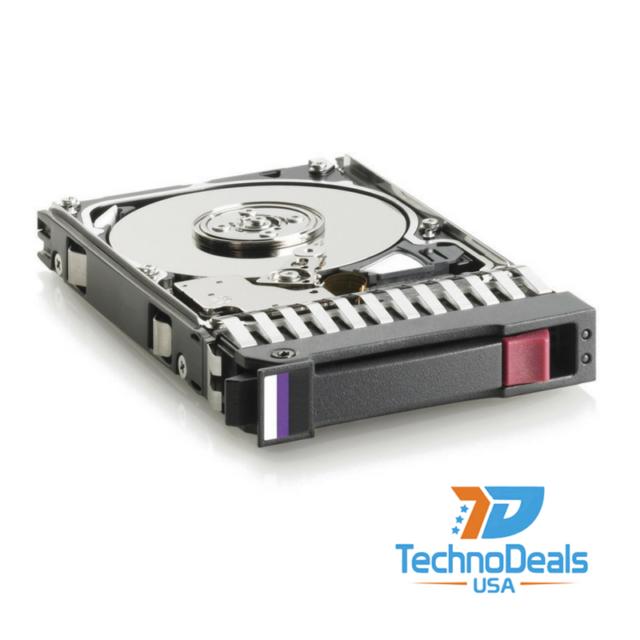 HP QR477A 665750-001 M6625 300GB 6GB/s 15k U/min SAS SFF 6.3cm DP Festplatte