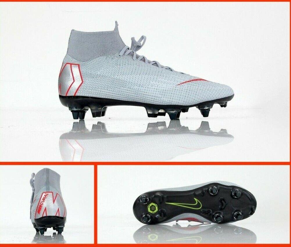 20b26eead Nike Superfly 6 Elite Sg-pro AC Fútbol botas Talla Uk 6 EUR 40 ...