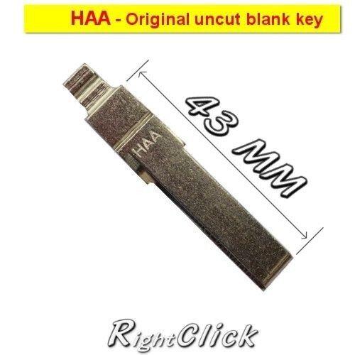 VW-Audi-Seat-Skoda-Ford-Remote-Flip-Blade-Key-Blank-HAA-HU66