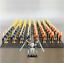 21-Pcs-Minifigures-Star-Wars-Battle-Droid-Gun-Clone-Bonus-Minikit-Lego-MOC miniature 1