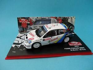 FORD-FOCUS-RS-WRC-03-7-MARTIN-RALLY-MONTE-CARLO-2004-1-43-NEW-IXO-ALTAYA