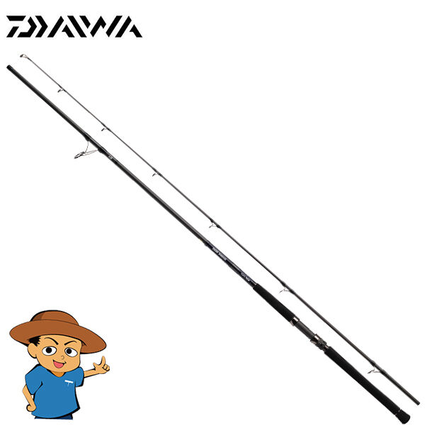 Daiwa SHORE SPARTAN COASTAL 100H 10' Heavy jigging casting spinning rod pole