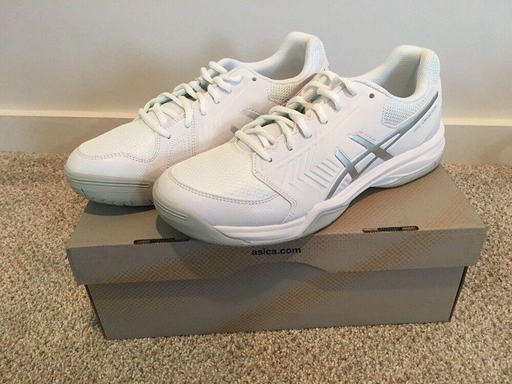 Asics de mujer Gel-dediCoche 5 zapato de tenis, blancoo  Plateado, nos 9.5 M  tienda de bajo costo