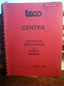 Operations-Maintenance-amp-Parts-Manual-for-1993-GMC-Bucket-Truck-1M