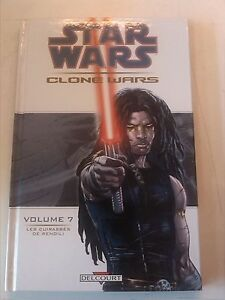 star-wars-CLONE-WARS-DELCOURT-tome-7-neuf-cuirrases-de-rendili