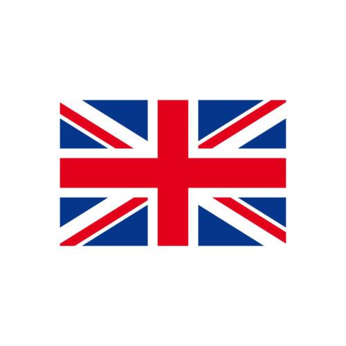 5 Aufkleber 6,5cm Sticker ENG UK GB Fußball England EM WM National Flagge Fahne