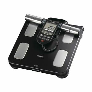 Omron Body Composition Monitor with Scale - 7 Fitness Indicators & 180-Day Me...