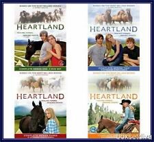 HEARTLAND - SERIES 1 2 3 & 4 - COMPLETE SERIES 1 - 4  *BRAND NEW DVD **