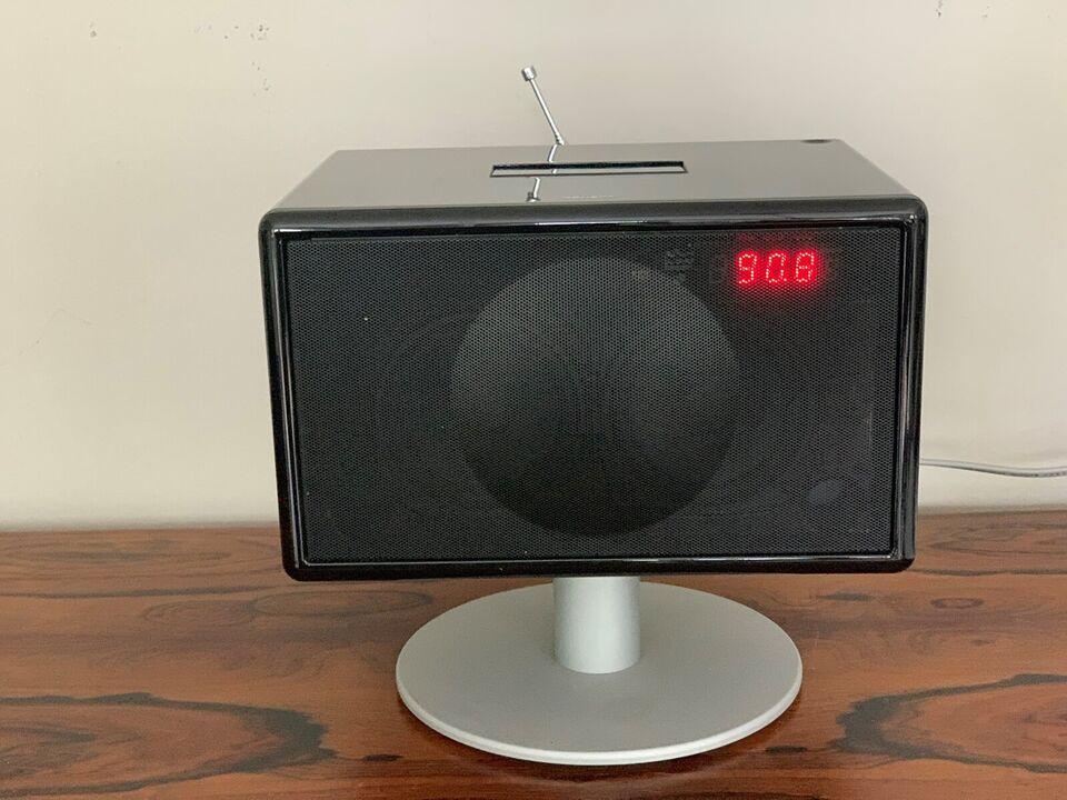 Clockradio, Andet, Geneva Classic clockradiohøjtaler