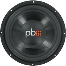 "PowerBass 10"" WOOFER Car Audio Stereo Premium HQ Subwoofer Bass Speaker PS-10"