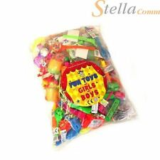 100 Fun Toys for Girls and Boys Pinata Party Bag Items Fillers Favours
